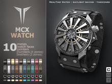 **RE** ReVoX MCX Watch * MESH * (*ReVoX Collection*)