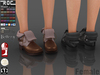 ::ROC:: Fold Over Boots (FEMALE)