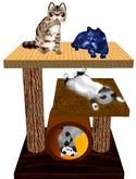 Cat tree for KittyCatS