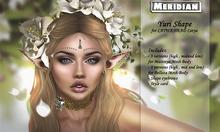 [Meridian] Yuri Shape for CATWA HEAD Catya