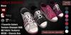 GAS [Ladies Sneaker Move - 7 Favorite Colors w/HUD PACK]