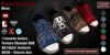 GAS [Men's Sneaker Move - 7 Favorite Colors w/HUD PACK]