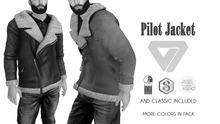 ILLI - [MeshProject,Physique,Signature Gianni,Classic] Pilot Jacket DEMO