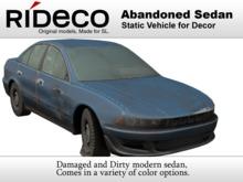 RiDECO - Abandoned Sedan
