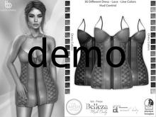 Bens Boutique - Lavin Mini Dress - Hud Driven Demo