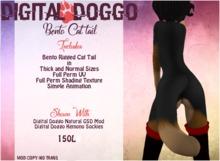 [Digital Doggo] Bento Cat Tail