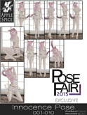 Apple Spice - Innocence Poses 001-010 Fatpack