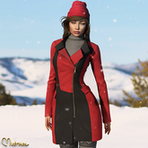 Mutresse - T i t a Coat - 20 Colors for Slink/Maitreya/Belleza/The Mesh Project