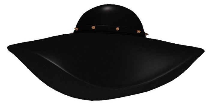 Foxes-The Craft-Hat-Black