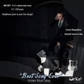 """::WetCat:: """"Best Song Ever"""" UNISEX Prop"""