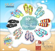 NS::  Mesh Flip Flops (HUD)