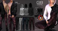 12.::GB::Work boots / White