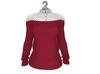 Sweater vs6 berry slx