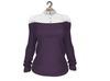 Sweater vs6 purple slx