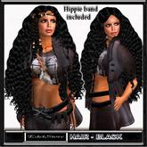 """Long curly woman hair """" AMI """"  black long hair girl hair female hair Hippi hair cabello cabelo straight hair curly hair"""