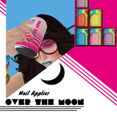 Over the Moon: Modern Pop (Omega Nail Appliers)