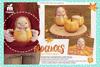 MishMish - Hedgehog in Autumn - Pumpkin Mug [Boxed]