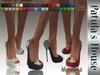 * Patulas House Mariposa Heels (40 colors).