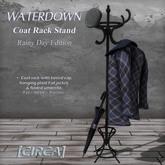 "[CIRCA] - ""WATERDOWN"" - Coat Rack Stand"