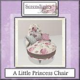 Serendipity Kids - A Little Princess Chair
