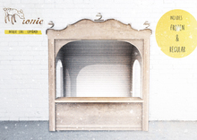 ionic : Antique Stall