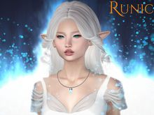 .: Runic :. Crystal Necklace Fatpack