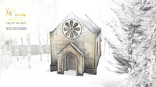 ionic : St Mary Magdalen Church - Winter Version