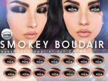 [PF] CATWA Eyeshadow - Smokey Boudoir