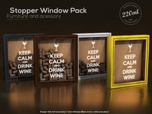 220ML - Stopper Window