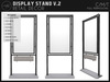 [AC] Modern Display Stand V.2 - Crate