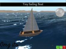 Tiny Boat - Sailing