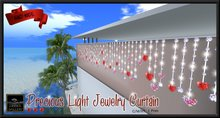 Zinner Gallery - Precious Light Jewelry Curtain