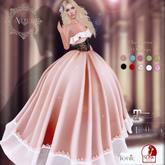 AdoreZ-Elis Gown Hud Colors