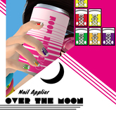 Over the Moon: Shoe Nails