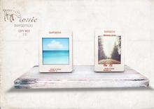 ionic :  Diapositivas {oceano/bosque}