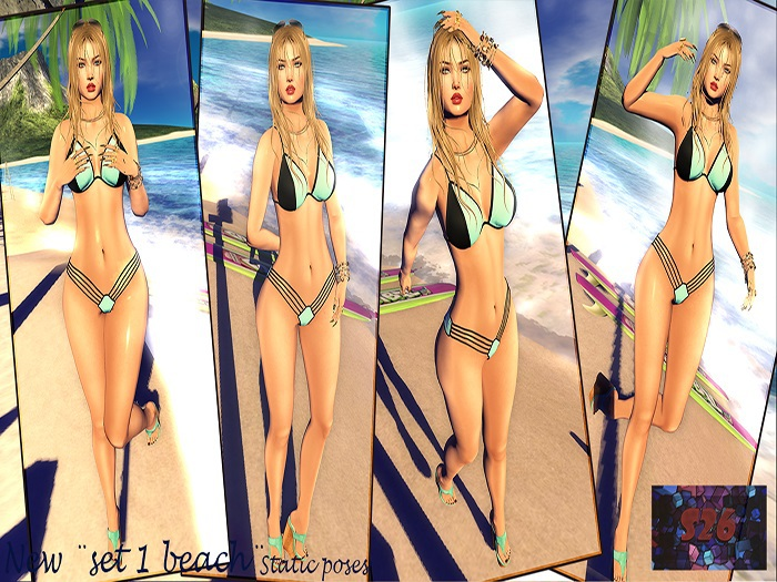 s26 set 1 beach packx4