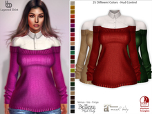 Bens Boutique - Layered Shirt - Hud Driven