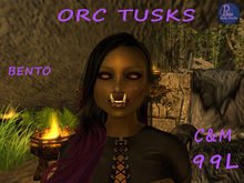 Phae Body Works Orc Tusks