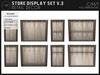 Store display set v.3 vendor