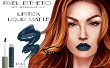 .:DA:. Lipstick Liquid Matte CATWA 2