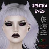 .HIPNOTIC. Jenika Eyes Phat Pack