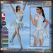 jj  fitted mesh omega figure skater outfit