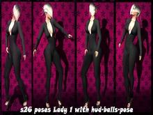 s26 pose lady 1