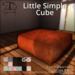 [DDD] Little Simple Cube