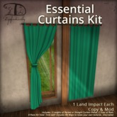 [DDD] Essential Curtain Kit