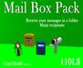 Mail Box Pack