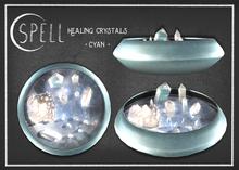 SPELL : Healing Crystals {cyan}