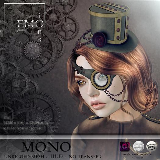 .:EMO-tions.. *MONO* **PROMO OFFER