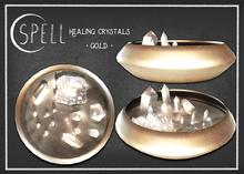 SPELL : Healing Crystals {gold}