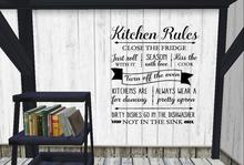 Sign Up Art - Kitchen Rules